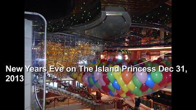 New Years Eve on The Island Princess Dec 31, 2013-HD (1080p)