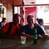 Steve & Mitch at Senor Frog Cantina, Cabo San Lucas, Mexico, April 10th.