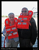 Life jacket drill before embarking on our Panama Canal cruise.