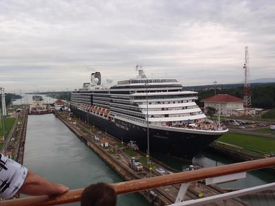Panama Canal Cruise 2011