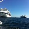 Tendering in Cabo San Lucas