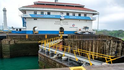 Gatun Locks, celebrated their 100 year anniversary in 2014!