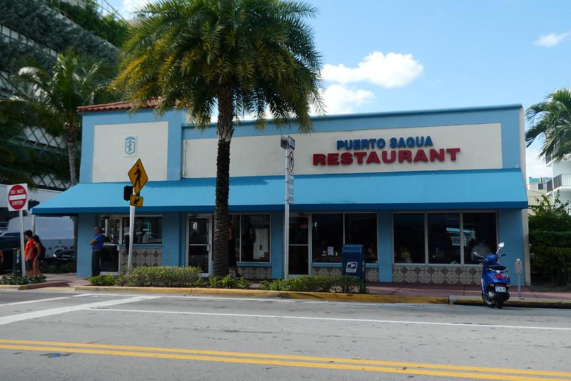 Cuban restaurant in South Beach