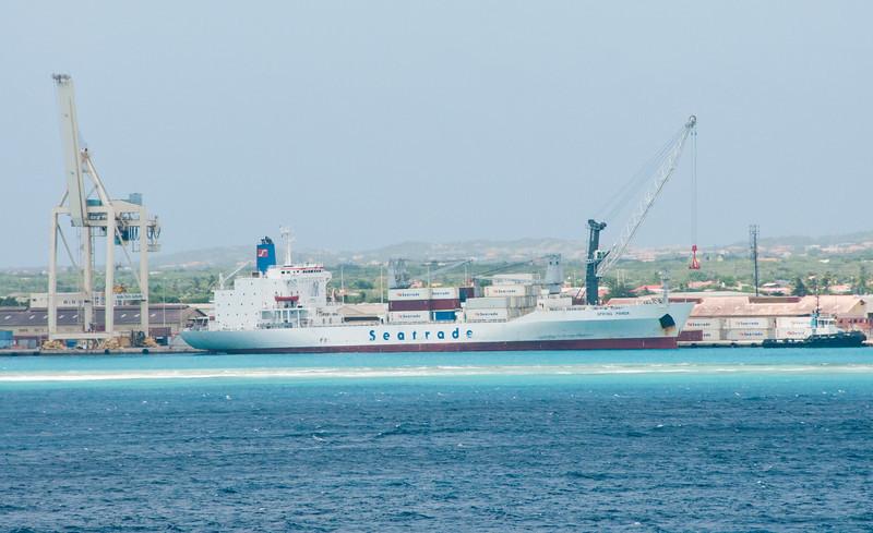 • Aruba<br /> • View from the Ship leaving Aruba