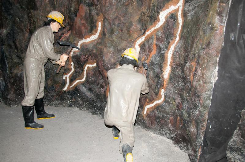 • Cartagena, Colombia<br /> • Simulated Emerald mine