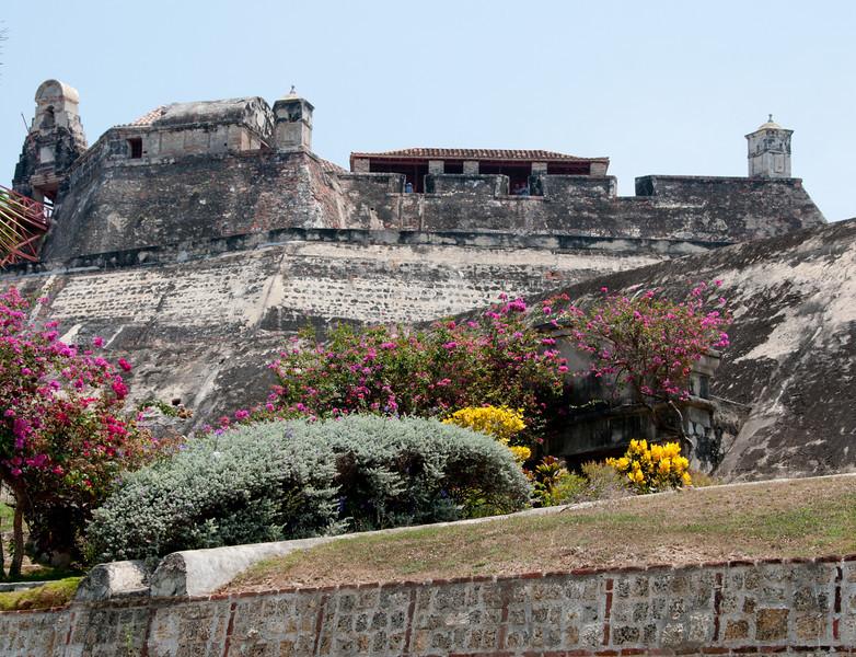 • Cartagena, Colombia<br /> • Castillo San Felipe de Barajas Fortress