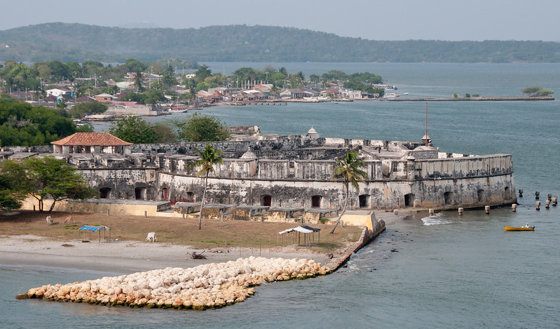 • Cartagena, Colombia<br /> • Spanish Battery Protecting Port of Cartagena