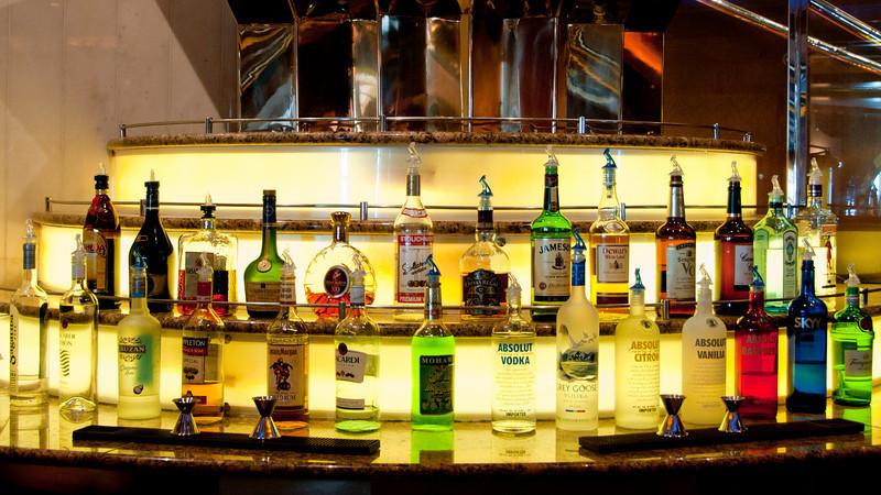 • Coral Princess<br /> • A bar on the ship