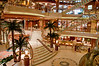 • Coral Princess<br /> • The ship's atrium