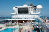 • Coral Princess<br /> • Photos of the large movie screen