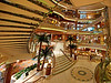 • Coral Princess<br /> • The ship's atrium taken with 4 photos to make a panorama picture