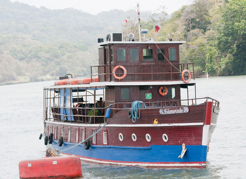 • Panama Canal<br /> • This boat was originally owned by Al Capone
