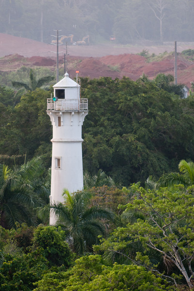 • Panama Canal<br /> • Lighthouse as we enter into the Panama Canal
