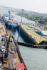 • Panama Canal<br /> • A sequence of photos of ships entering the Locks