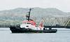 • Panama Canal<br /> • A tug boat cruising in Gatun Lake