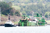 • Panama Canal<br /> • One of the many dredgers in the Panama Canal system
