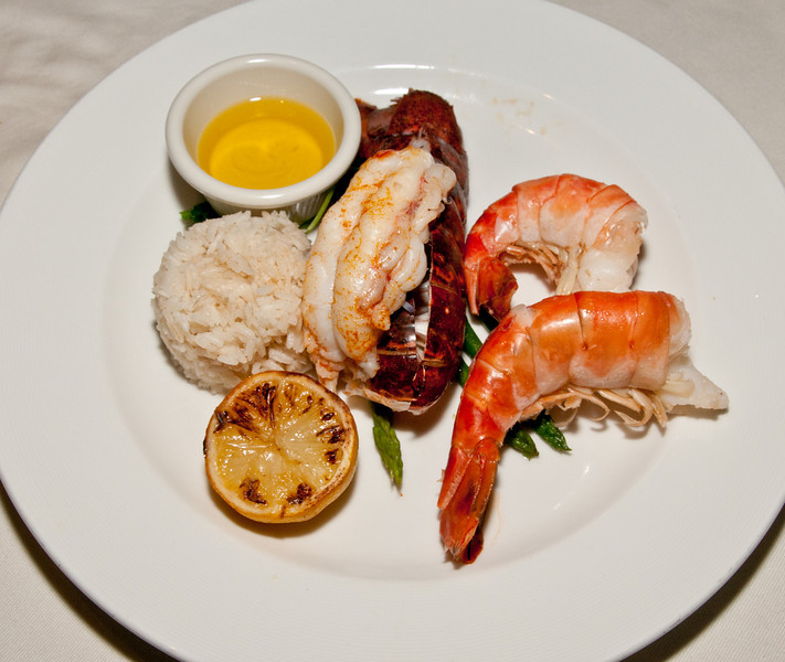 • Coral Princess <br /> • Provence Dining Room - Dinner Dishes