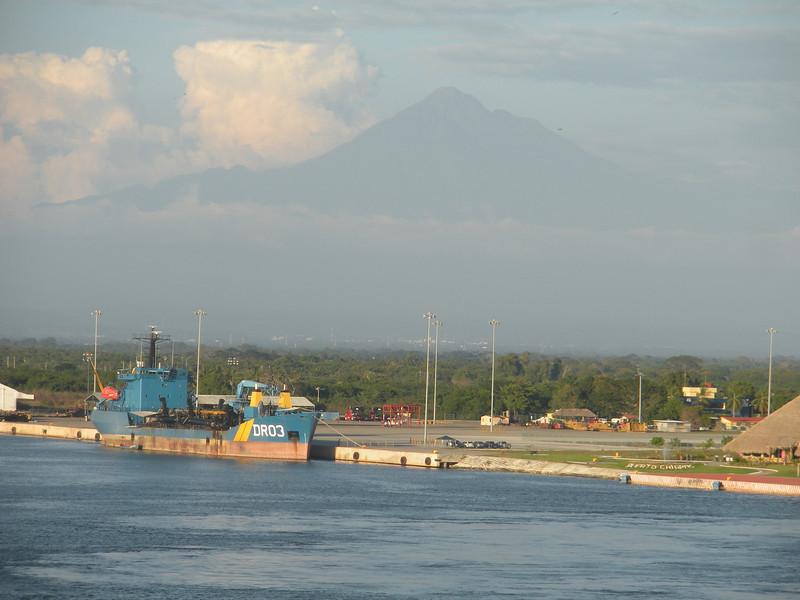Takana Volcano