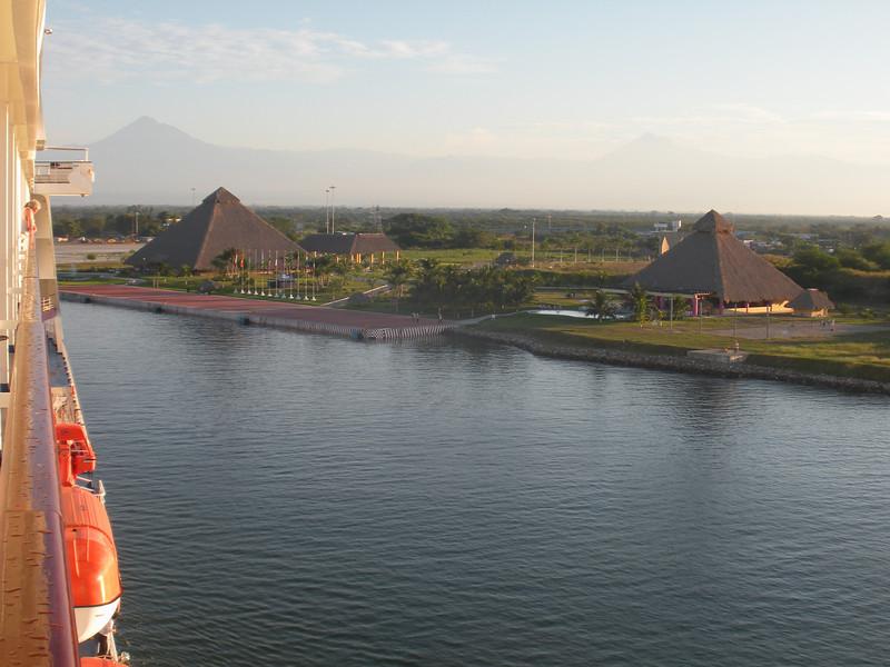 Puerto Chiapis, Mexico