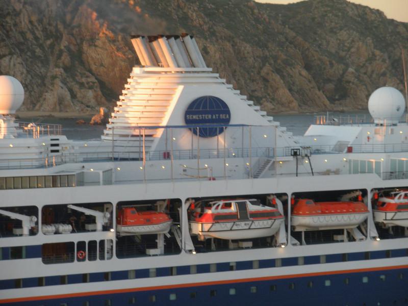 Semester at Sea Ship Explorer