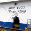 Gatun Locks Control House of the Panama Canal.