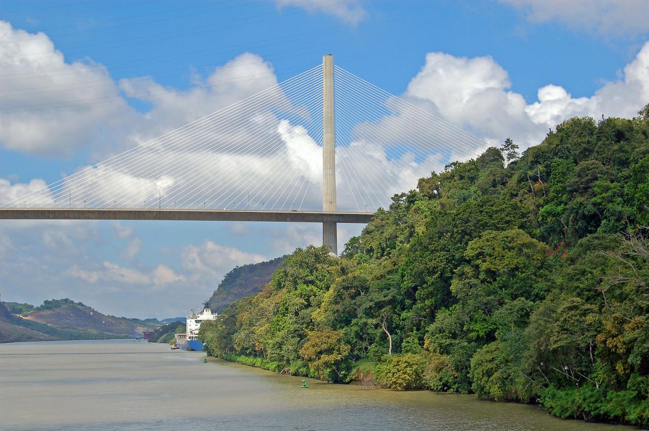 Bridge at Gamboa