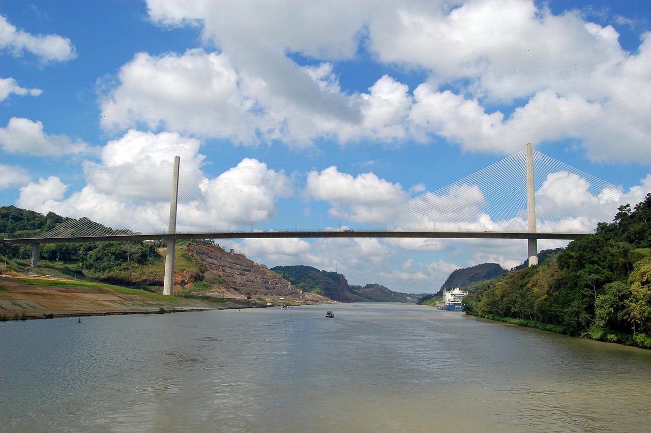Full View of Bridge