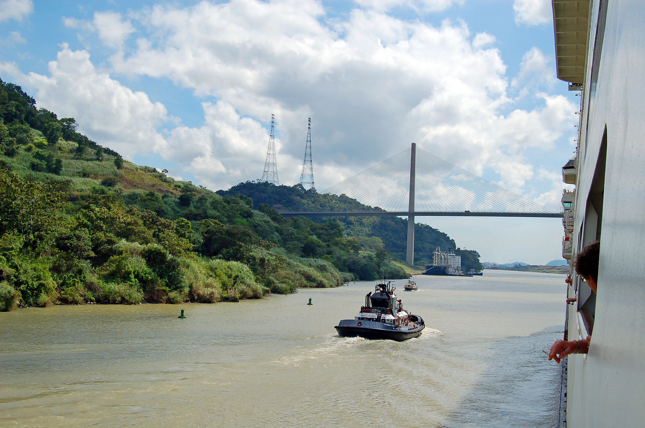 Balboa Bridge