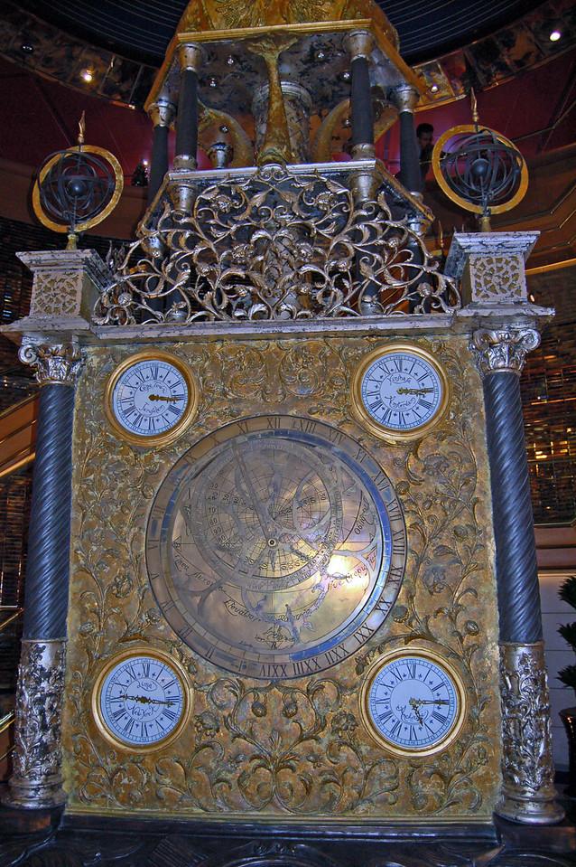 Atrium Clock Base