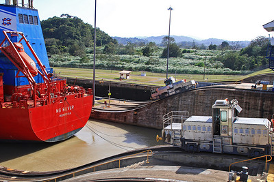 NS Silver Enters 2nd  Lock