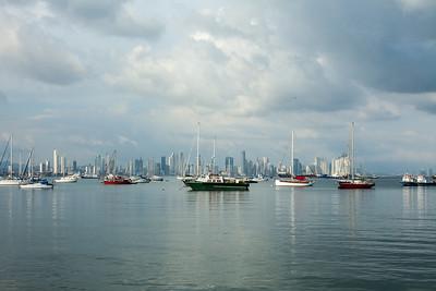 Panamá skyline