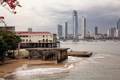 Panama Canal - Panama City, Panama