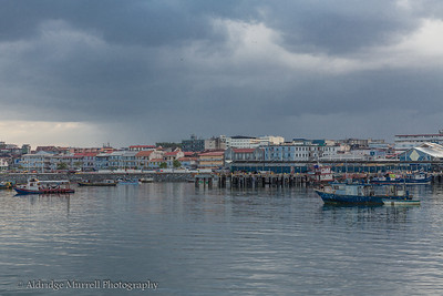 Fish market Panama City, Panama