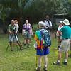 Caletas Reserve: Long walkers around Max