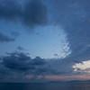 Sea Lion: Pre-sunrise sky