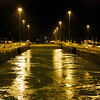 Panama Canal: Filling third Gatun Lock