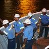 Panama Canal: Deck crew