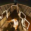 Panama Canal: Raising anchor
