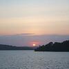 Panama Canal: Sunrise near Barro Colorado Island
