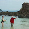Granito de Oro: Snorkeling area, with Jeff