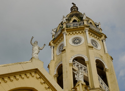 San Francisco Church in Casco Antiguo