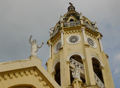 San Francisco Church in Casco Antiguo