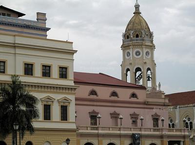 Old Town (Casco Viejo) Panama City
