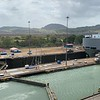 Panama Canal locks - video Part II