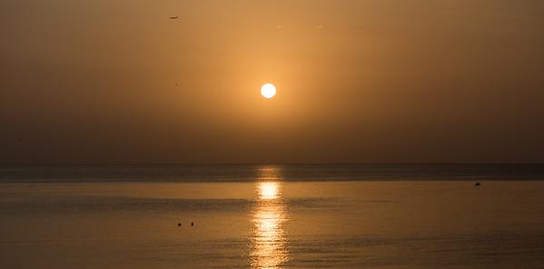 Sunrise Panama City