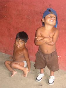 Opgroeien op de koffieplantage 'Kotowa'. Boquete, Panama.
