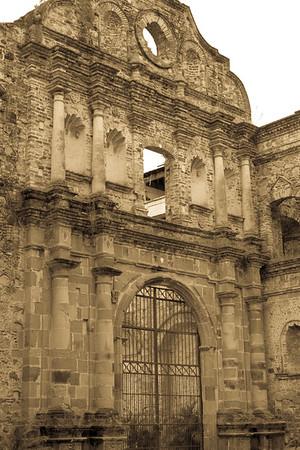 Old quarter, Panama City