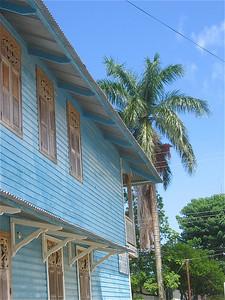 Caribisch Bocas del Toro. Panama.