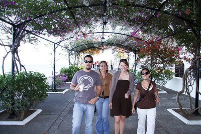Javier, Monica, Meggan and Vanessa.  Panama City