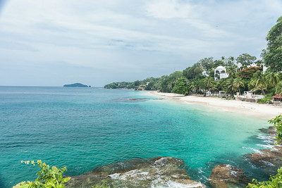 Another Beach on Contadora Island